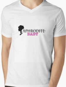 Note: Only for goddesses! Mens V-Neck T-Shirt