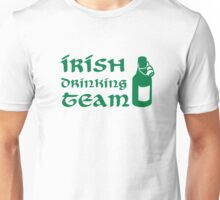 Irish drinking team beer Unisex T-Shirt