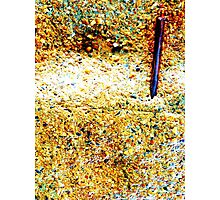 Unique Abstract Photography  Photographic Print