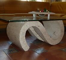 Saloon Table. by Janone