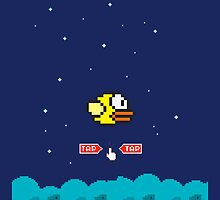 Flappy Bird Case by Francisco Couto