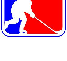 Hockey League Logo by kwg2200