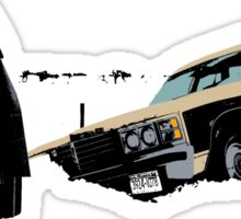 Fargo Lorne Malvo T-shirt Sticker