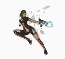 Mass Effect - EDI by PurpleMatter