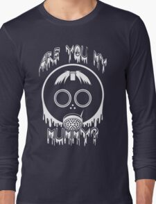 Are You My Mummy? - Doctor Who Inspired Shirt! Long Sleeve T-Shirt