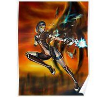Mass Effect - EDI Poster