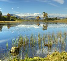 Wise Een Tarn,The Lake District by Jamie  Green