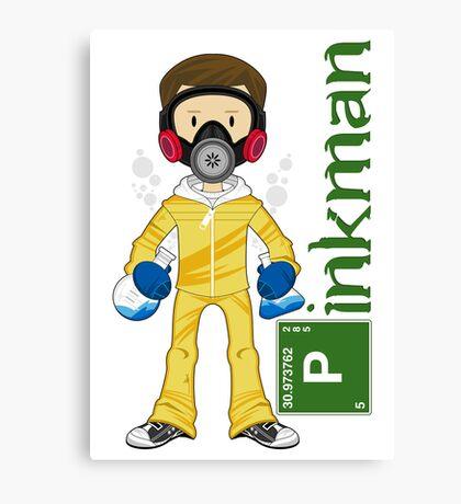 Breaking Bad 'Pinkman' Canvas Print