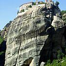 Meteora monasteries - Greece by Arie Koene