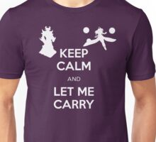 KEEP CALM and LET ME CARRY - syndra & kassadin Unisex T-Shirt