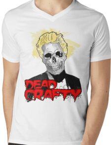 Jimmy Tee Mens V-Neck T-Shirt