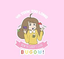 Bugow! (Pink Version) by Elise Jimenez