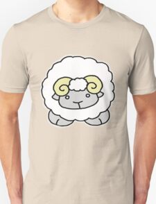 cute aries Unisex T-Shirt