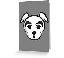 K.K. Slider Greeting Card
