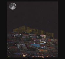 Molyvos, Lesvos, Classic Soul, T Shirts & Hoodies. ipad & iphone cases by Eric Kempson