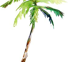 Lovely Palm Tree by LotteFeijer