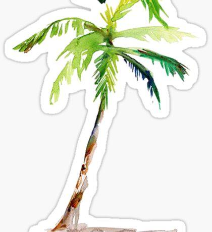 Lovely Palm Tree Sticker