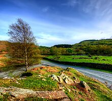 Duddon Valley, Lake District by Stephen Smith