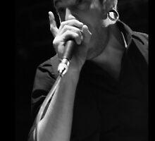 David Escamilla by Krazylarry96