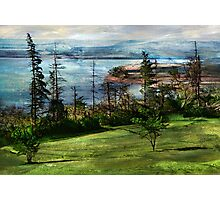 Cape Blomidon Photographic Print