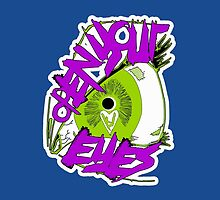 Open Your Eyes Phone Case by Kevin James Harte