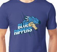 Monster Hunter All Stars - Blue Rippers [Subspecies] Unisex T-Shirt