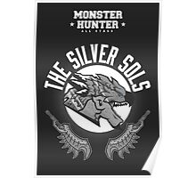 Monster Hunter All Stars - The Silver Sols [Subspecies] Poster