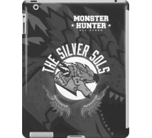 Monster Hunter All Stars - The Silver Sols [Subspecies] iPad Case/Skin