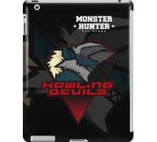 Monster Hunter All Stars - Howling Devils [Subspecies] iPad Case/Skin