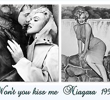 Won't you kiss me ~ Niagara 1953 by ©The Creative  Minds
