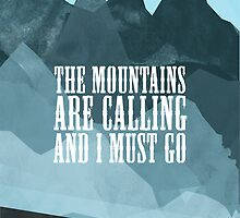 Mountains are calling by randoms