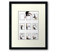 billy kaplan :) Framed Print