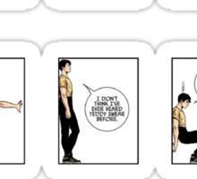 billy kaplan :) Sticker