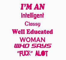 Intelligent Women Womens Fitted T-Shirt