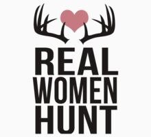 Real Women Hunt by emilybrook