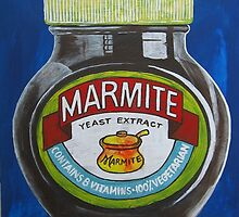 Marmite by Sonja Peacock