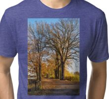 Autumn in Dolina Baryczy Tri-blend T-Shirt