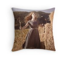 The Only Daughter Throw Pillow