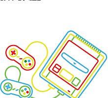 Super Famicom by uzilover
