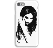 Conchita Wurst - Unstoppable iPhone Case/Skin