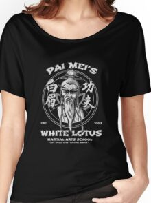 White Lotus Women's Relaxed Fit T-Shirt