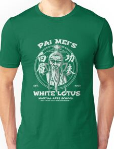 White Lotus Unisex T-Shirt