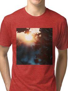 Winter Solstice Tri-blend T-Shirt