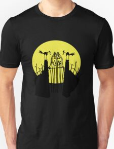 The Pumpkin King's Gate Unisex T-Shirt