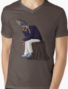 The Thinker - Retro Geek Chic T-Shirt