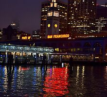 San Francisco Lights by tmbolle
