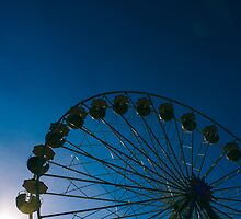Ferris Wheel 2 by tracygrahamcrkr