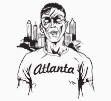 Atlanta Walker Selfie by nielsrevers
