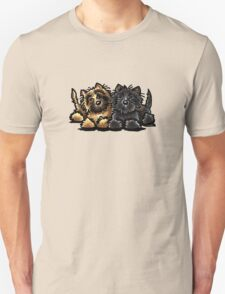 Two Cairn Terriers T-Shirt