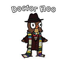 Doctor Hoo Photographic Print